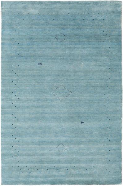 Loribaf Loom Alfa - Ljusblå matta CVD18037