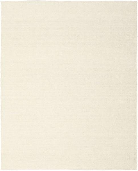 Kelim Loom - naturweiß Teppich CVD16841