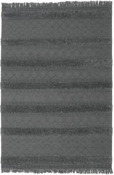 Kelim Berber Ibiza - Mjukt Grå matta CVD19398