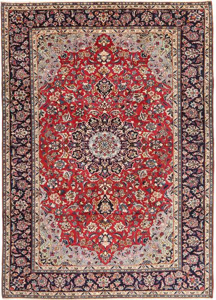 Najafabad Rug 248X338 Authentic  Oriental Handknotted Dark Red/Dark Purple (Wool, Persia/Iran)