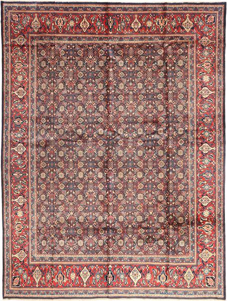 Arak Rug 293X392 Authentic  Oriental Handknotted Dark Red/Dark Blue Large (Wool, Persia/Iran)
