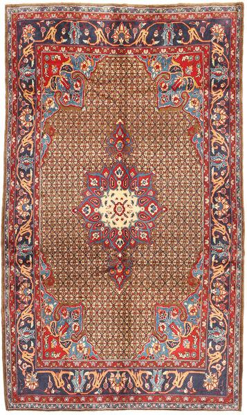 Koliai Matto 171X290 Itämainen Käsinsolmittu Ruskea/Tummanpunainen (Villa, Persia/Iran)