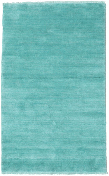 Handloom fringes - Aqua carpet CVD19162