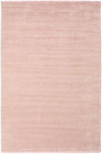 Handloom fringes - Rosenrosa matta CVD19291