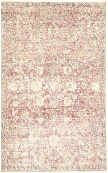 Colored Vintage Rug 180X290 Authentic  Modern Handknotted Light Pink/Beige (Wool, Persia/Iran)