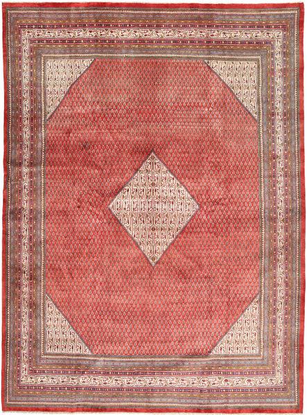 Sarouk Mir Rug 300X400 Authentic  Oriental Handknotted Light Brown/Brown Large (Wool, Persia/Iran)