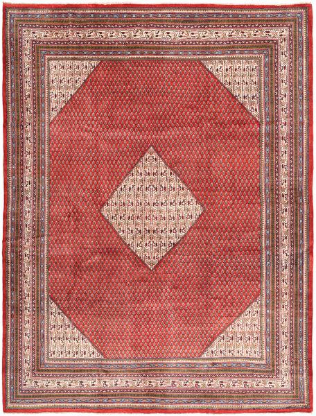 Sarough Mir Matto 295X390 Itämainen Käsinsolmittu Vaaleanruskea/Ruskea Isot (Villa, Persia/Iran)