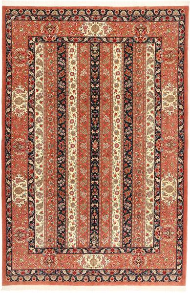 Ilam Sherkat Farsh Tapis 210X312 D'orient Fait Main Marron Clair/Orange (Laine, Perse/Iran)