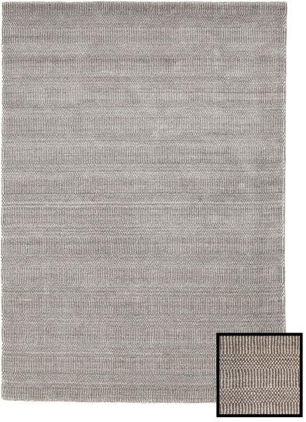 Bamboo Grass - Beige Teppe 140X200 Moderne Lys Grå/Hvit/Creme (Ull/Bambus Silke, Tyrkia)