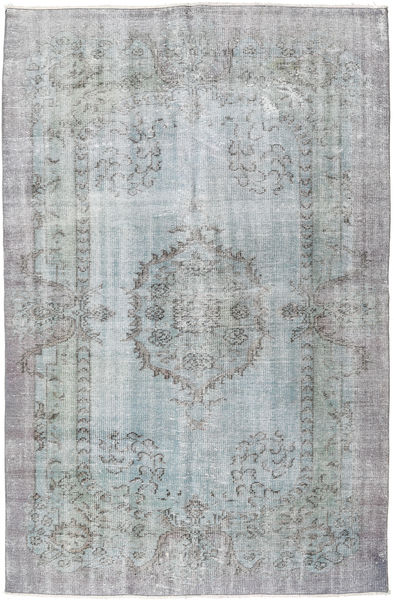 Colored Vintage rug XCGZR880