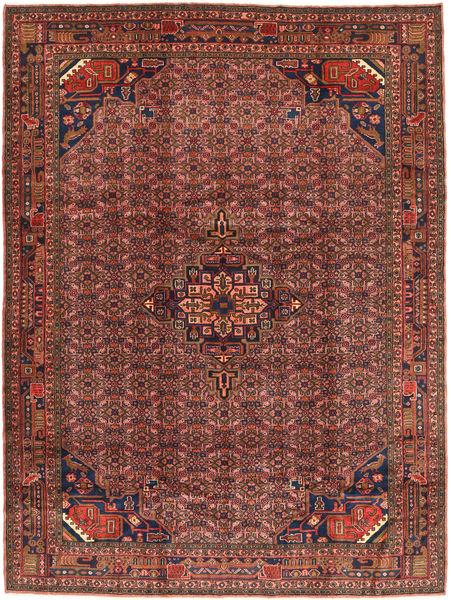 Koliai Matto 210X275 Itämainen Käsinsolmittu Ruskea/Tummanpunainen (Villa, Persia/Iran)