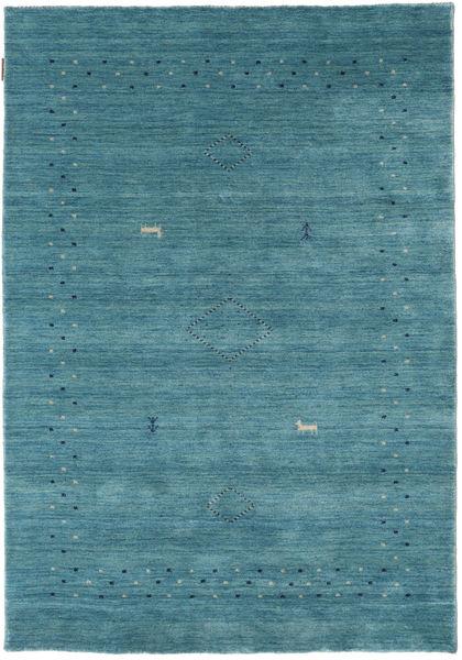 Loribaf Loom Alfa - Sininen-matto CVD18316