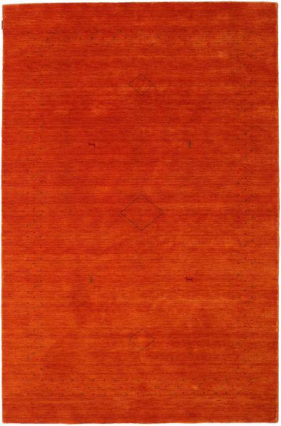 Loribaf Loom Alfa - oransje teppe CVD18101