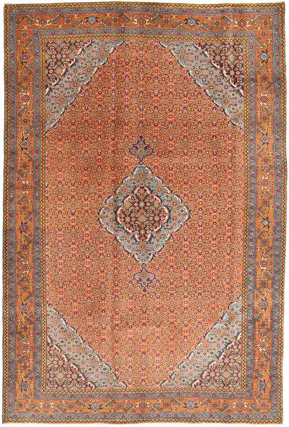 Ardabil Tapis 198X292 D'orient Fait Main Marron Clair/Rouge (Laine, Perse/Iran)