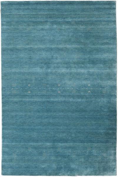 Loribaf Loom Eta - Sininen Matto 190X290 Moderni Sininen/Tummansininen (Villa, Intia)