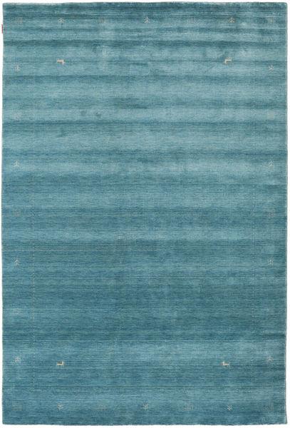 Loribaf Loom Zeta - Sininen Matto 190X290 Moderni Sininen/Siniturkoosi (Villa, Intia)