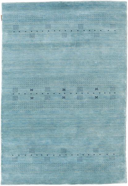 Loribaf Loom Eta - Lys blå teppe CVD18065