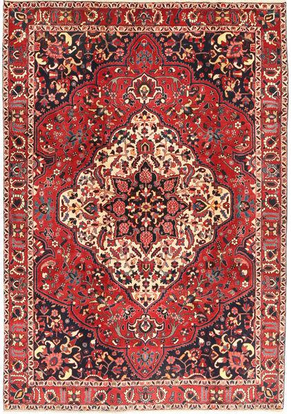 Bakhtiar Alfombra 210X298 Oriental Hecha A Mano Óxido/Roja/Marrón Oscuro (Lana, Persia/Irán)