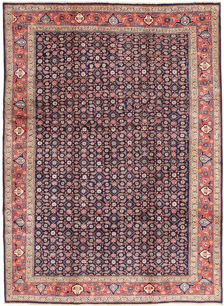 Arak Matto 232X322 Itämainen Käsinsolmittu Tummanvioletti/Vaaleanvioletti (Villa, Persia/Iran)