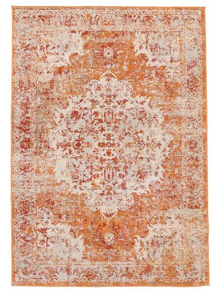 Nadia - Narancssárga Szőnyeg 160X230 Modern Világos Rózsaszín/Narancssárga ( Törökország)