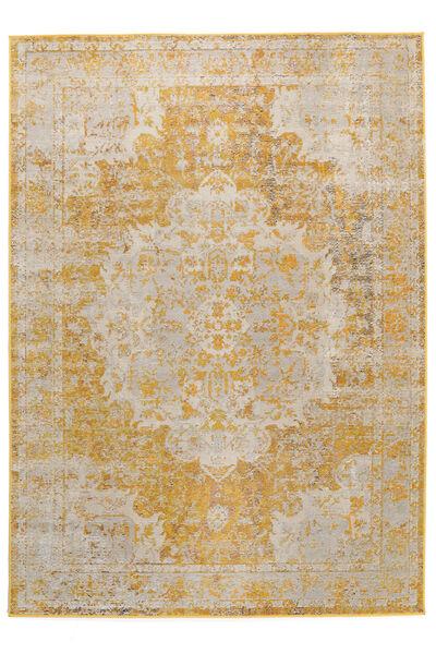 Nadia - Yellow Rug 200X300 Modern Dark Beige/Beige/Yellow ( Turkey)