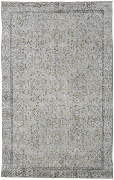 Colored Vintage Rug 178X281 Authentic  Modern Handknotted Light Grey (Wool, Turkey)