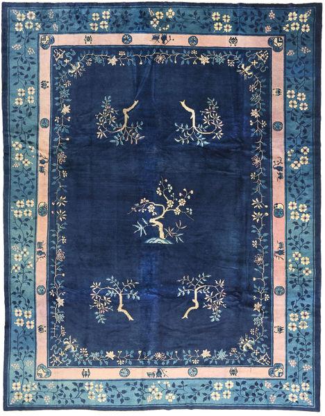 Chinese Antiek Art Deco 1920 tapijt AXVZZZY206