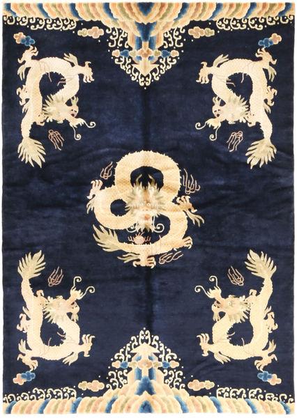 Chinese Antiek Art Deco 1920 tapijt AXVZZZY173