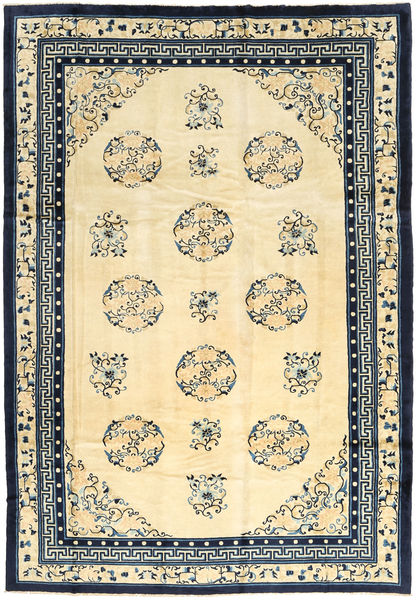Chinese Antiek Art Deco 1920 tapijt AXVZZZY190