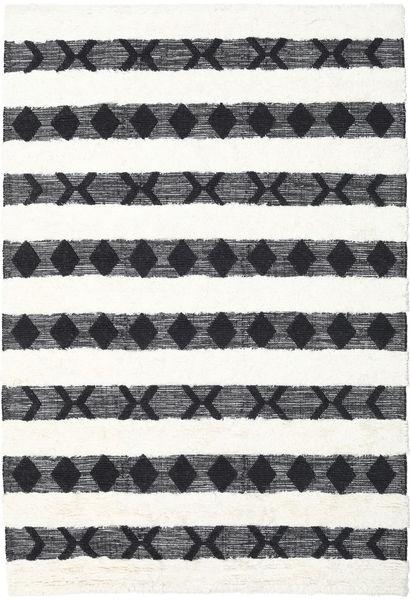 Shaula - Zwart / Wit tapijt CVD20141