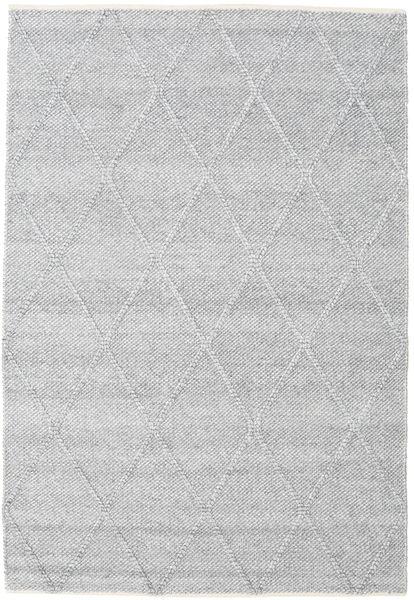 Svea - Zilvergrijs tapijt CVD20197