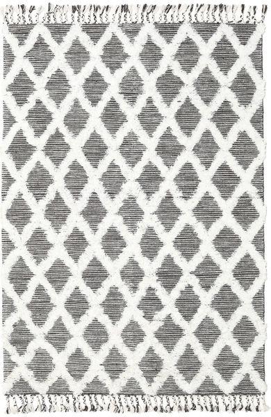 Inez - Musta / Valkoinen-matto CVD20097