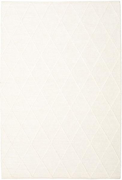 Svea - Ivory Rug 200X300 Authentic  Modern Handwoven Beige (Wool, India)