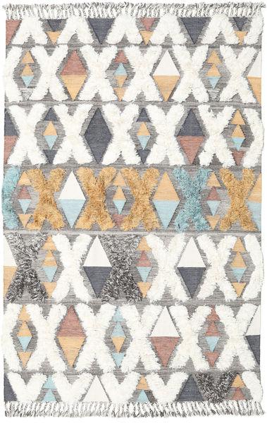 Xavier - Multi 絨毯 200X300 モダン 手織り ベージュ/薄い灰色 (ウール, インド)