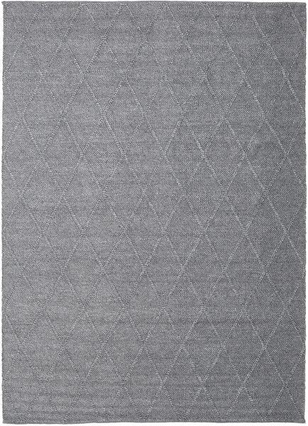Svea - Charcoal tæppe CVD20187