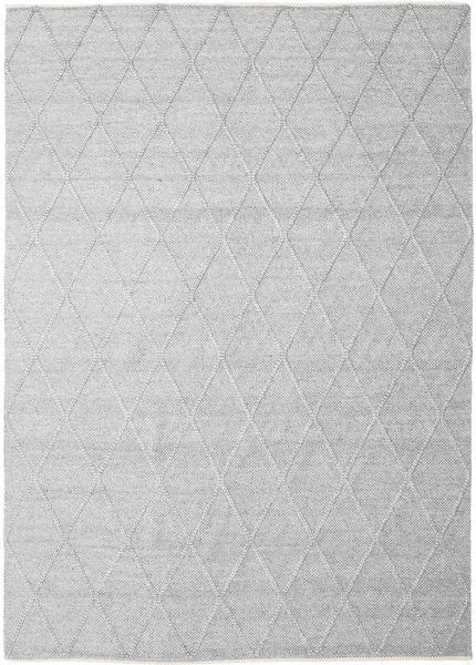 Svea - Sølvgrå tæppe CVD20194