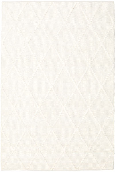 Svea - Ivory Rug 160X230 Authentic  Modern Handwoven Beige (Wool, India)