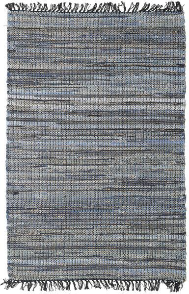 Sonja Jute - Denim Blå tæppe CVD20261