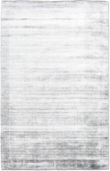 Highline Frame - Harmaa Matto 170X240 Moderni Vaaleanharmaa/Valkoinen/Creme ( Intia)