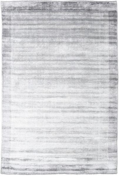 Highline Frame - Grey Rug 200X300 Modern White/Creme/Light Grey ( India)