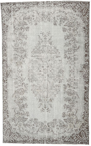 Colored Vintage Rug 177X285 Authentic  Modern Handknotted Light Grey (Wool, Turkey)
