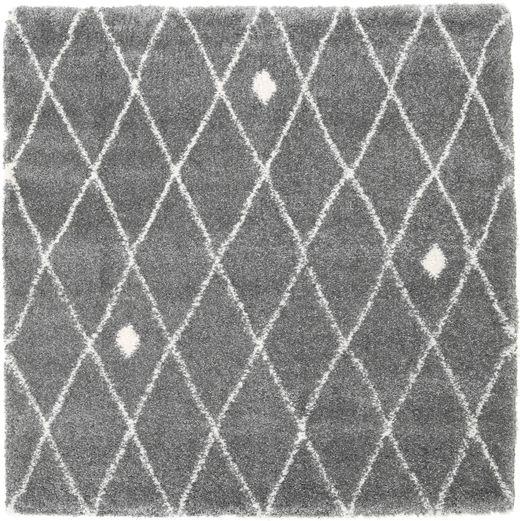 Σάγκι Zanjan - Γκρι / Off-White χαλι CVD21573