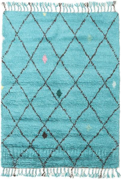 Alta - Turquoise Szőnyeg 120X180 Modern Csomózású Világoskék/Türkiz Kék (Gyapjú, India)