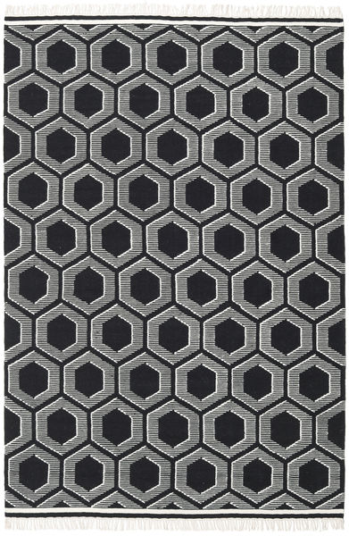 Tapis Opti - Noir / Blanc CVD20315