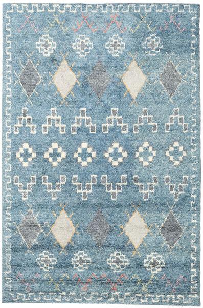 Zaurac - Blå Grå tæppe CVD20152