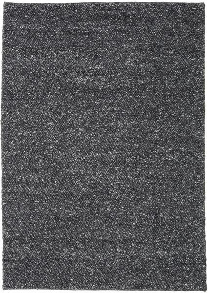 Bubbles - Melange Černá Koberec 170X240 Moderní Tmavošedý (Vlna, Indie)