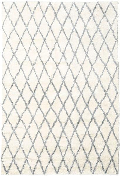 Queens - Grau - Comb. Teppich  250X350 Moderner Beige/Hellgrau Großer (Wolle, Indien)