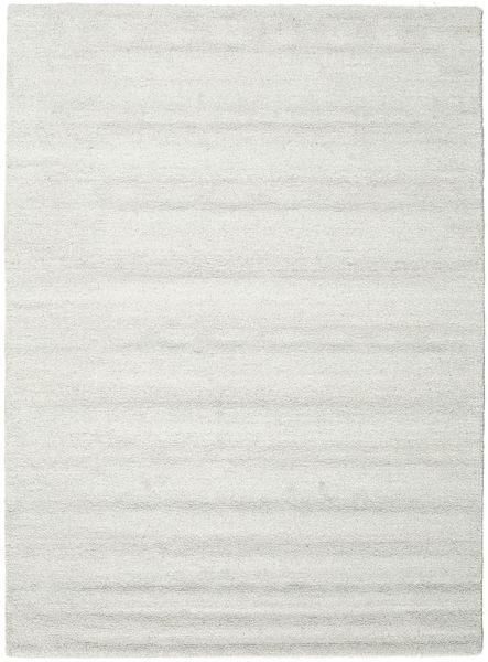Bronx - 薄い灰色 絨毯 200X300 モダン ベージュ/薄い灰色 (ウール, インド)
