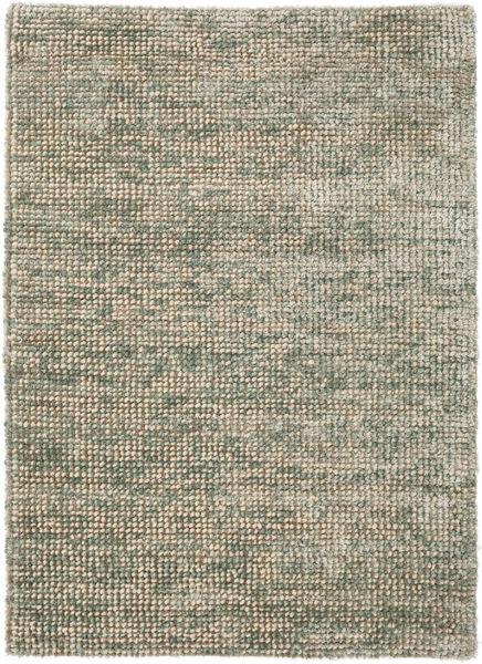 Manhattan - Grønn Teppe 170X240 Moderne Lys Grå/Olivengrønn ( India)