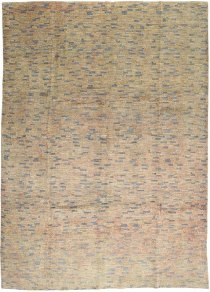 Loribaft Persia Rug 272X380 Authentic  Modern Handknotted Light Brown Large (Wool, Persia/Iran)